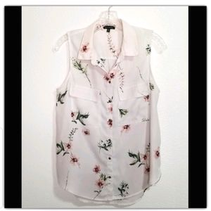 Dynamite floral top size ps